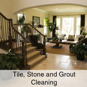 Tile, Stone and Grout Cleaning Services