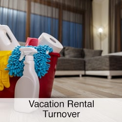 Vacation Rental Turnover